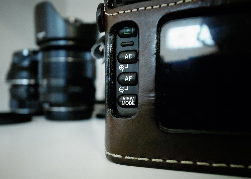 X100 and lenses
