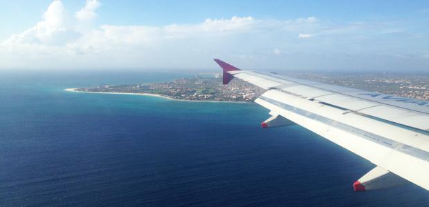 Aruba Como Chegar