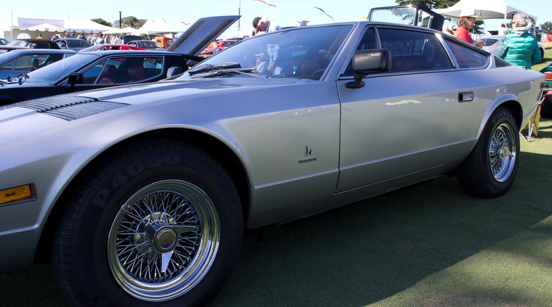 Italian Concours Maserati Khamsin (4)