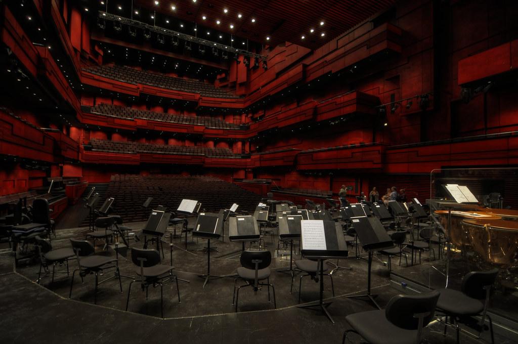 Harpa Concert Hall, Reykjavik, Iceland