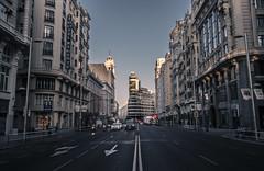 Gran Via, 07'00h