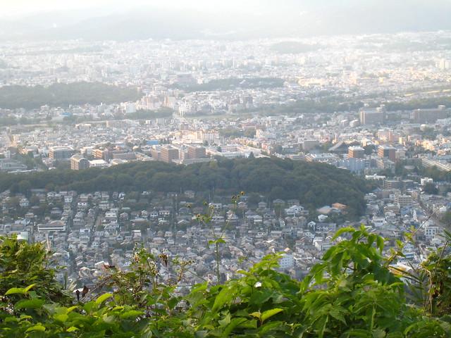 Daimonjiyama, Kyoto