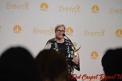 Kathy Bates, American Horror Story: Coven, in the 66th Emmy Awards Media Press Room DSC_0020