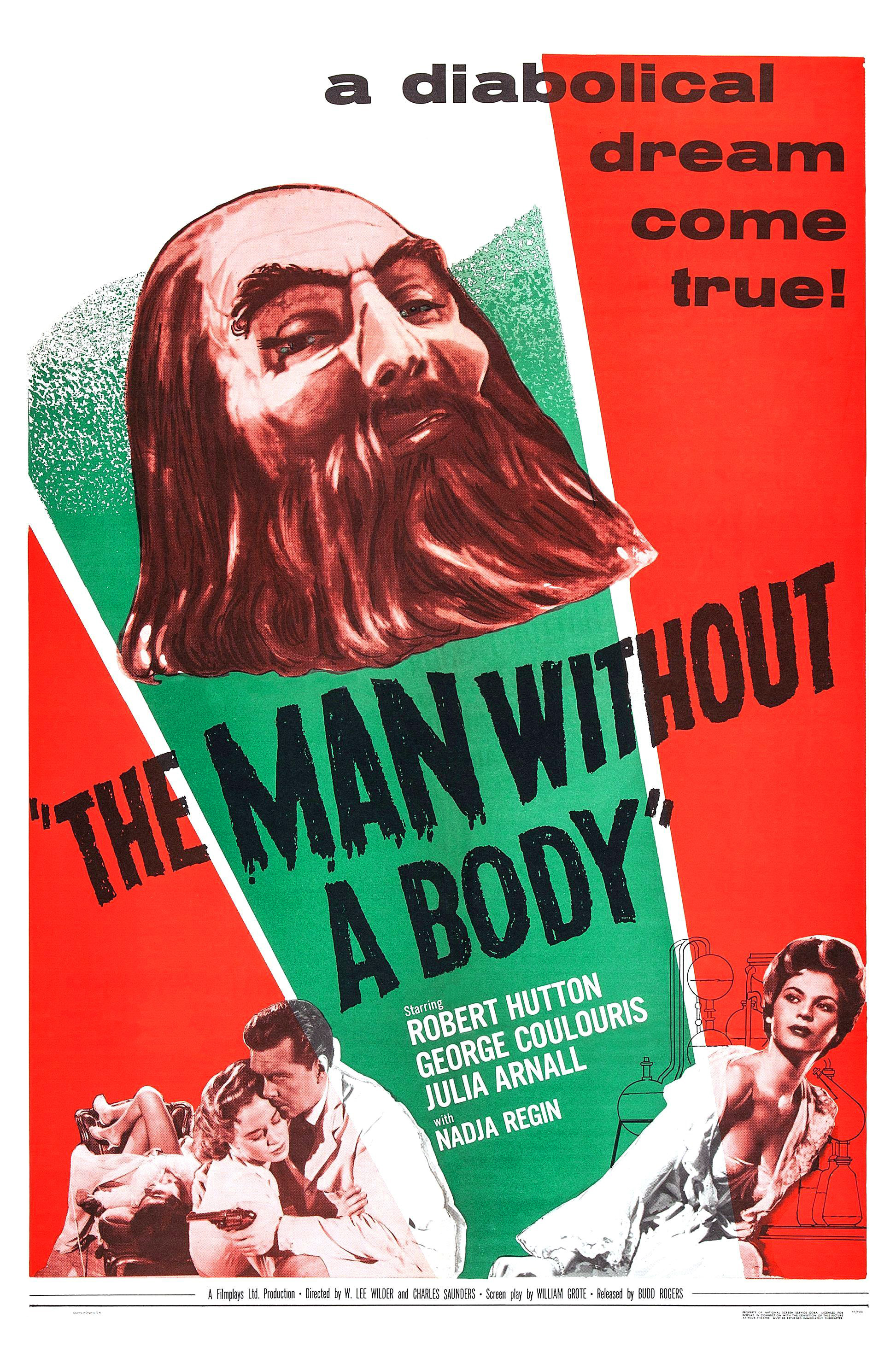 The Man Without a Body (1957)