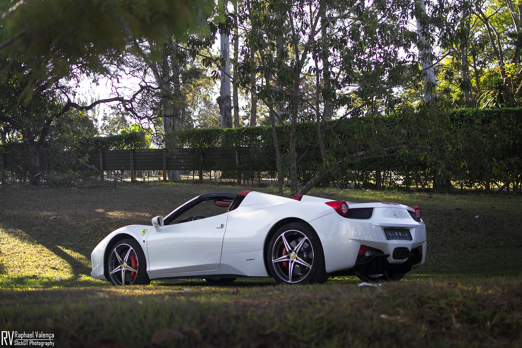 Ferrari 458 Spider Flickr Photo Sharing