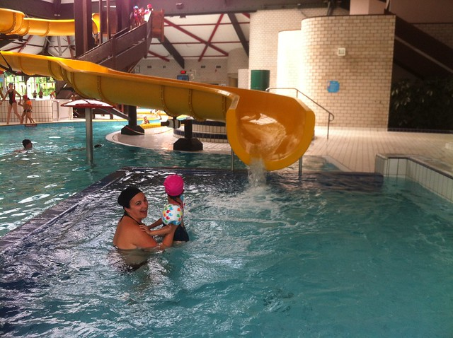 Sortie à la piscine de Ribeauvillé