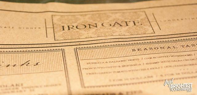 Iron Gate Priya