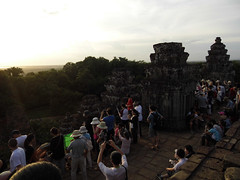 Sunset at Phnom Bakheng Angkor Thom - 31