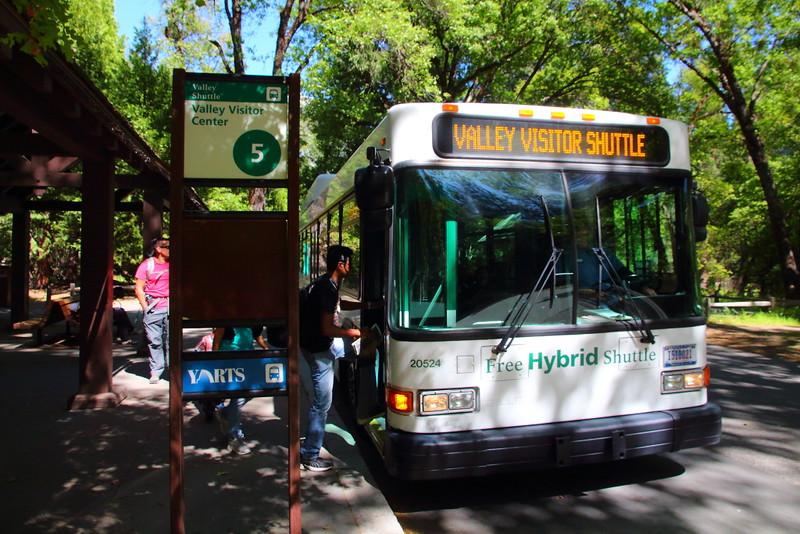 IMG_7669 Shuttle Bus, Yosemite National Park
