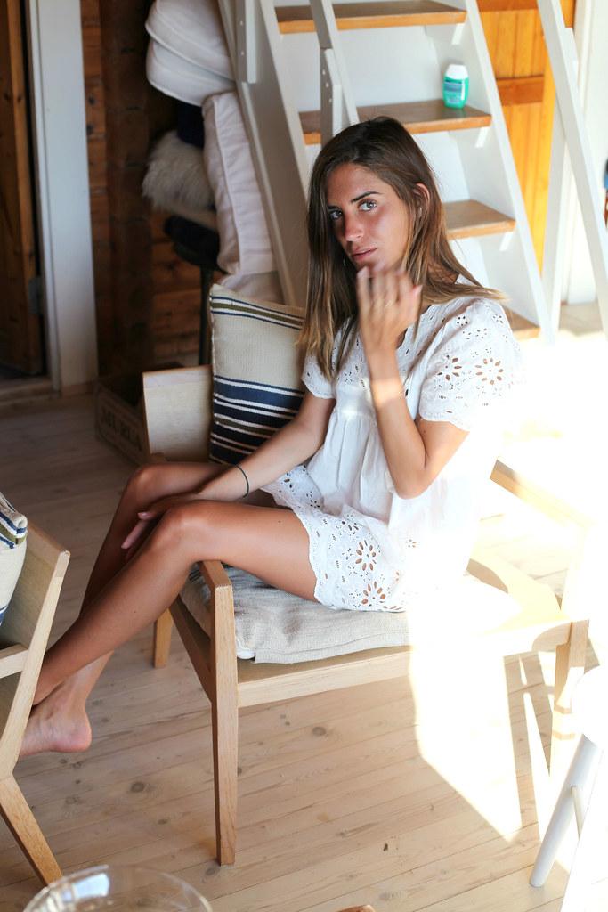 Asturias Diary - Isina's cabin