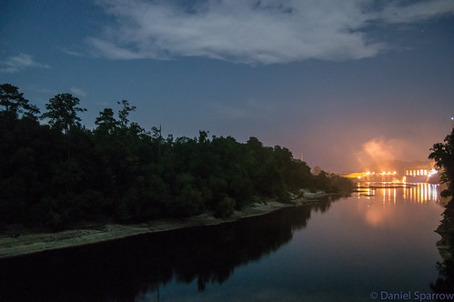 longexposure water nikon dam hydroelectric laketalquin d3200