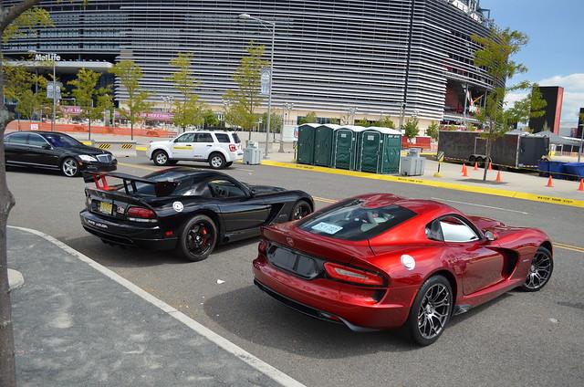 Dodge Viper's
