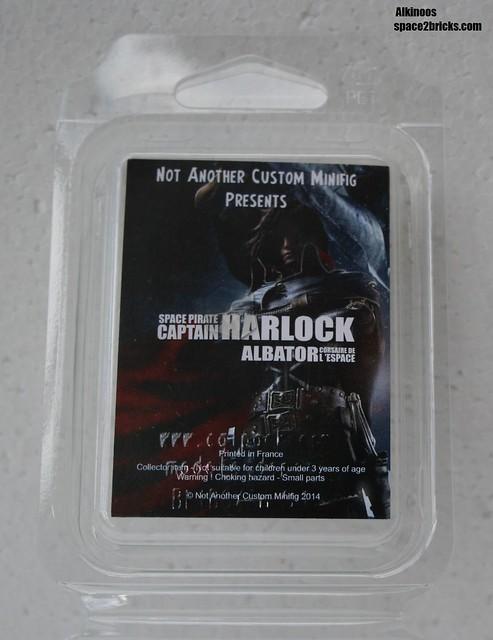 Albator, Captain Harlock Lego p2