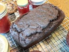 Chocolate Zucchini Cake (GF / V)