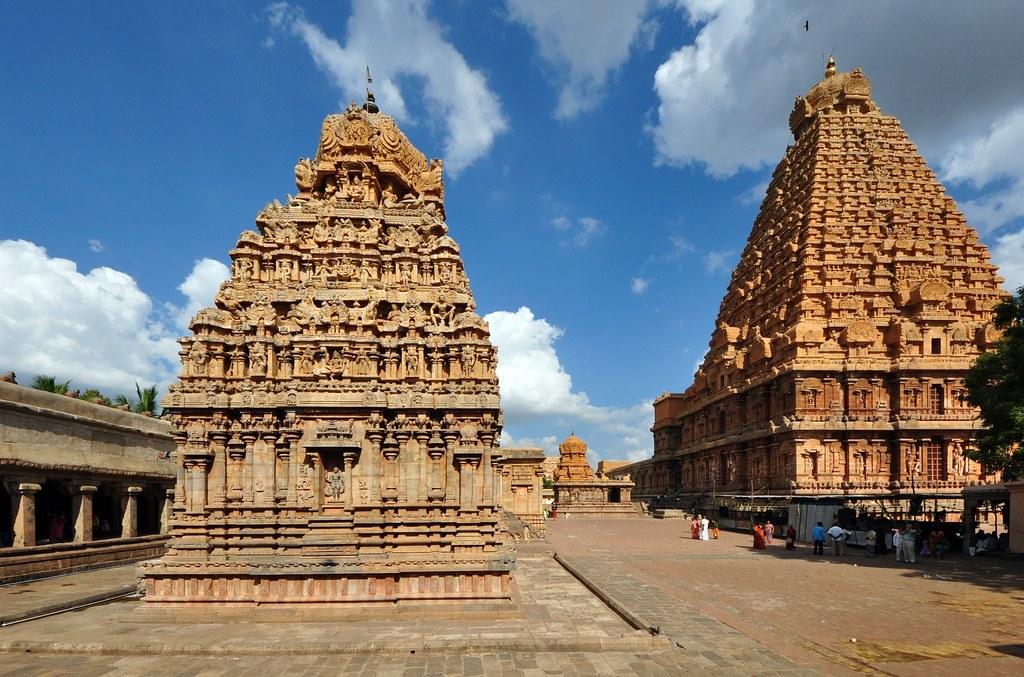 India - Tamil Nadu -Thanjavur - Brihadisvara Temple - 261