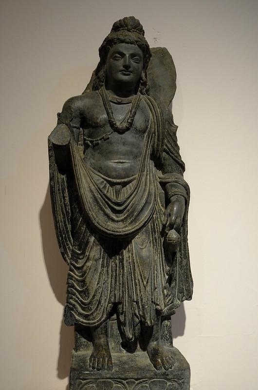 National Museum, New Delhi, 13 Aug 2014. L235
