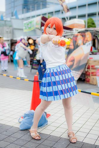 Model:星乃美恵さん