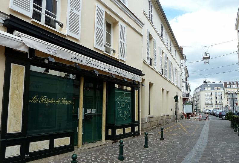 Fontainebleau, rue des Sablons (3)
