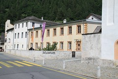 Monastery of St John in Müstair