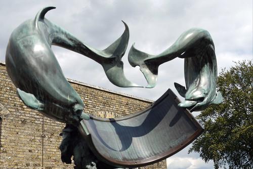 The Dolphin Sundial