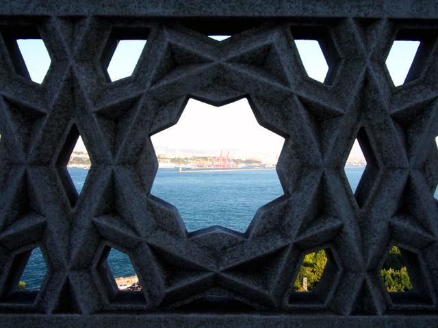 travel style maxi dress topkapi palace istanbul 7