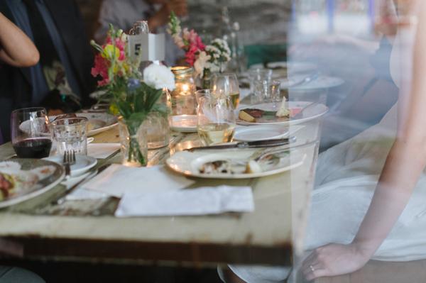 Celine Kim Photography intimate High Park Parkdale restaurant wedding Toronto wedding EM-80