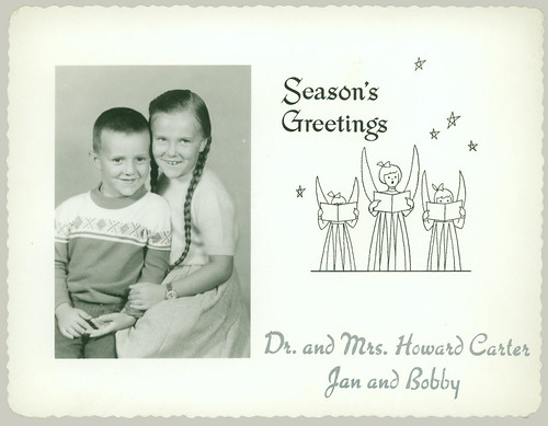 Christmas card Photograph