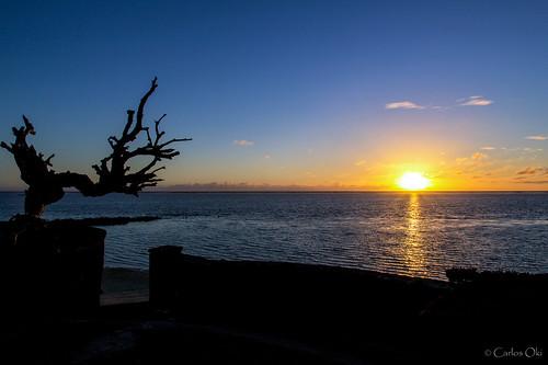 africa sun praia beach sunrise island mauritius ilha ferias amanhacer mauricios nascersol