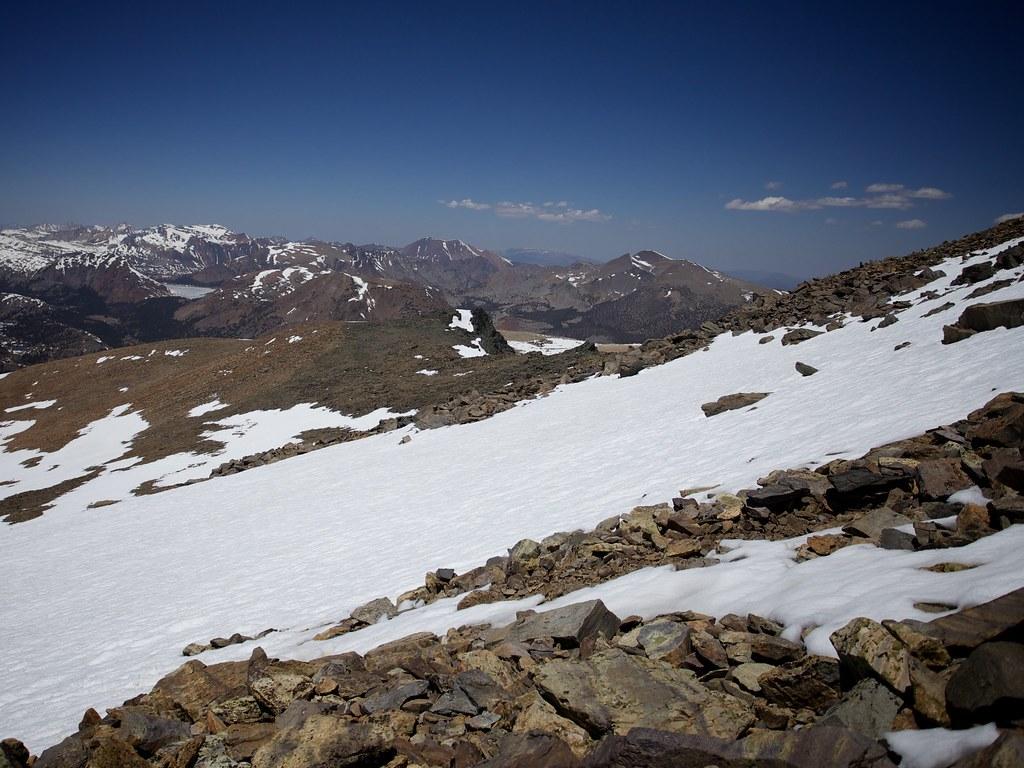 north of tioga pass