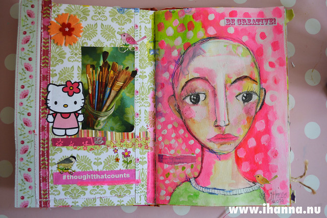 Art Journal: Intro page