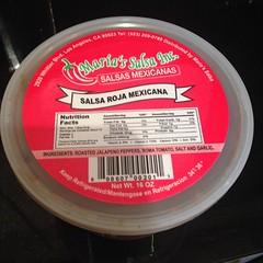 For a mouth burning good time (and a bunch of flavor), get some Maria's