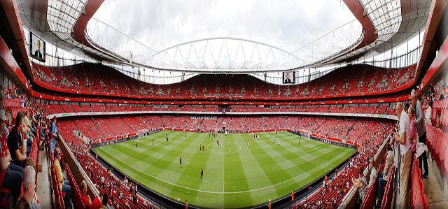 picture of The Emirates Stadium