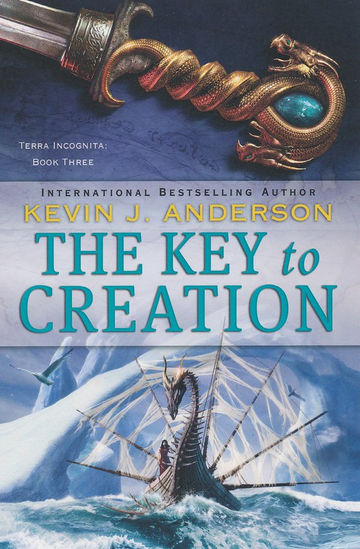 'The Key to Creation' by Kevin J. Anderson (reviewed by Skuldren)
