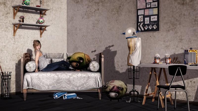 The Arcade Photography Contest - Alvena Weezles