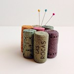 Cork Pincushion