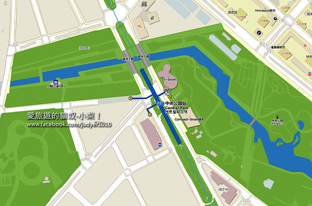 松島地圖 -1