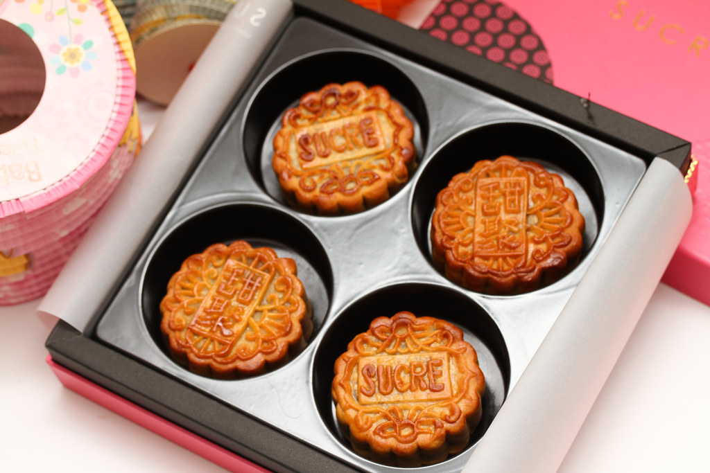 Mooncake Guide 2014: SUCRE