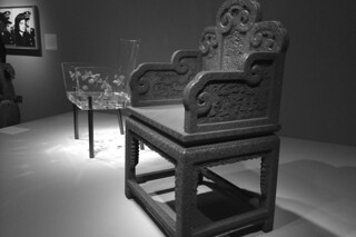 Asian Art Museum - Gorgeous Chair Imperial Court