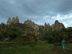 Sunset at Phnom Bakheng Angkor Thom - 43