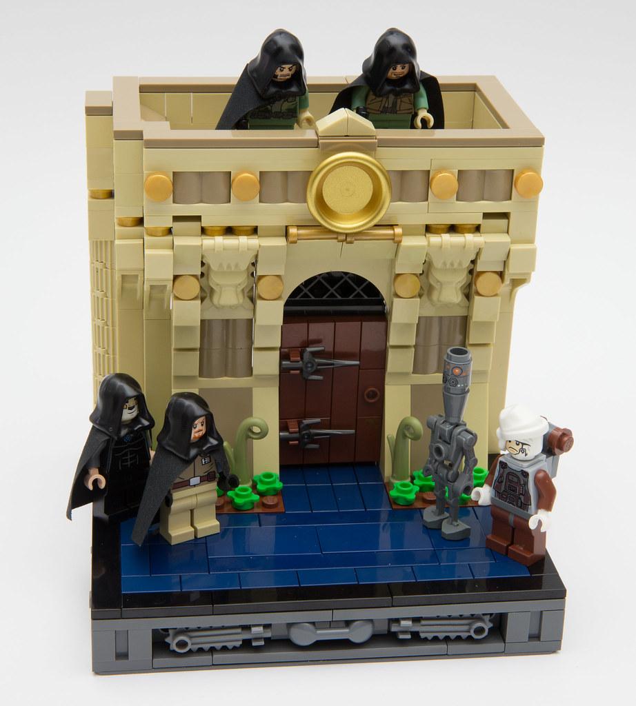 SoNE Episode VI entry, by LegoFjotten, on Eurobricks