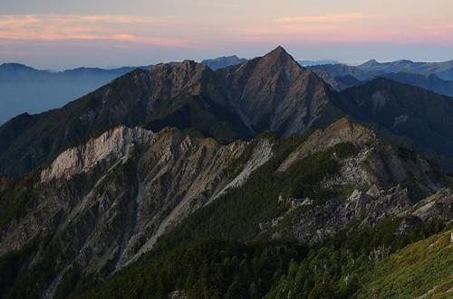 Mt. Zhongyangjian, Taiwan