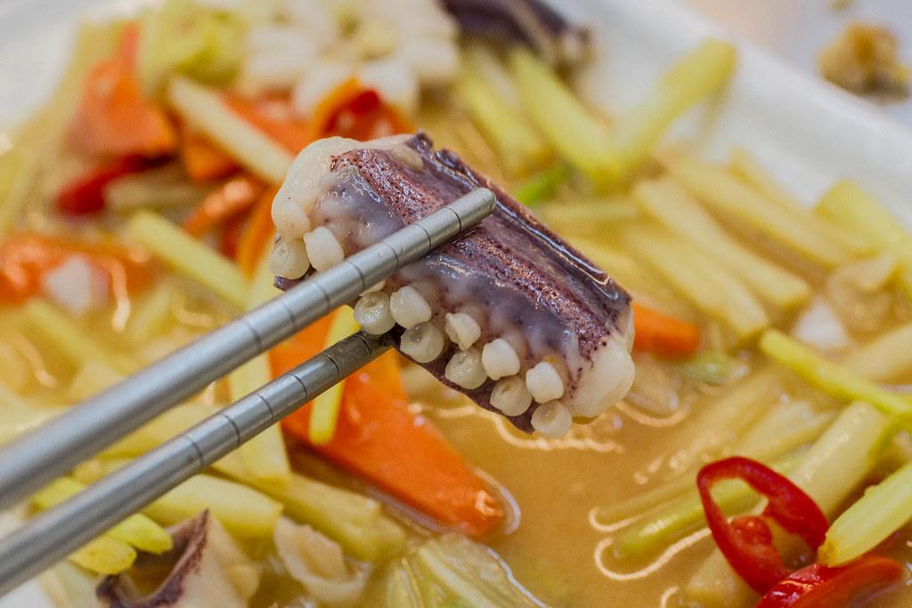 鮮鱻味深海魚湯