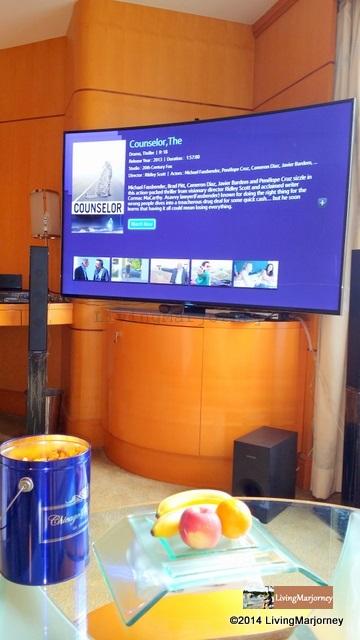 Samsung Curved UHDTV