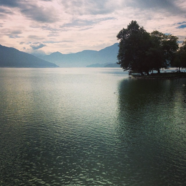 #switzerland #laketown #swiss #haar #autum