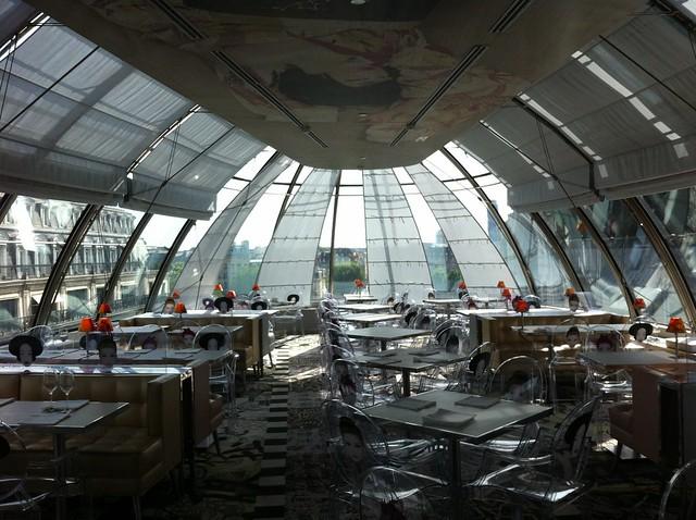 Restaurante Kong, famoso por la película Sex and the City parís - 15095039010 119497c19f z - Cosas que NO debes hacer en París como turista