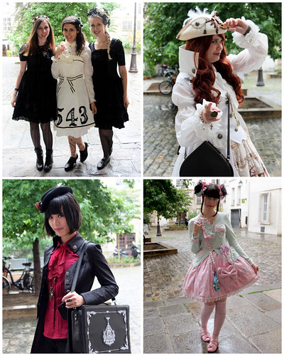 Following Alice Outfits