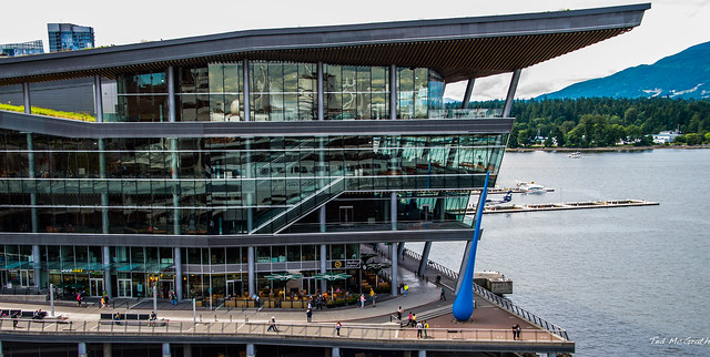 2014 - Vancouver - Alaska Cruise -  Convention Centre