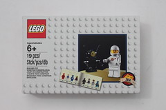LEGO Classic Spaceman Minifigure (5002812)