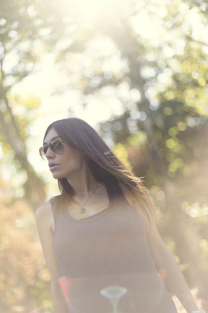street style barbara crespo greys midi H&M dress el retiro fashion blogger outfit blog de moda