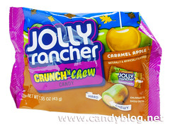 Jolly Rancher Cruncn n Chew - Caramel Apple